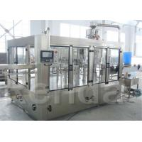 Quality Automated Mineral / Pure Water Bottle Filling Machine 9KW 8000KG 20000BPH for sale