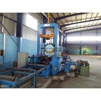 Quality Automatic H Beam Production Line , H Beam Cutting Machine CO2 Welding for sale