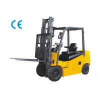 China 1.5 Ton Small Electric Forklift , 4 Wheel Drive Forklift CE Certification on sale