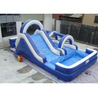 Quality Customized Size Towable Inflatable Water Toys About 150 People At The Same Time for sale