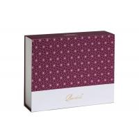 Buy Button Closure Cosmetic Paper Box , Skin Care Box Packaging CMYK Color at wholesale prices