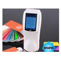 Quality Handheld Color Measurement Spectrophotometer , CIE Data Colour Spectrophotometer for sale