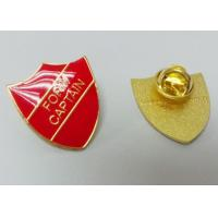 Quality Metal Custom Made Lapel Pins , Personalised Lapel Pin For Promotion Gifts for sale