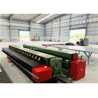 Quality PLC Control System Automatic Wrapped Edge Gabion Machine Edge Wrapping Machine Double Twist for sale