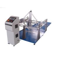 Buy cheap Durable Furniture Testing Machines , PLC And LCD Display Chair Caster Tester from wholesalers