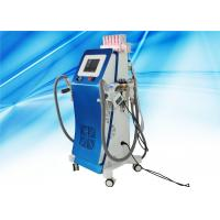 Quality Vertical Body Shaping Beauty Cryolipolysis Slimming Machine 36Khz Cavitation 220V for sale