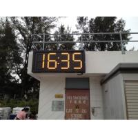 Quality Large outdoor led gas station price sign waterproof For 4 and 5 digit formats , custom size for sale