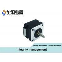China Two Phase Hybrid Screw Shaft Stepper Motor , 39BYG Current 4 Wire Stepper Motor on sale