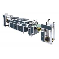 Buy One Coater Auto UV Coating Machine Manufacturers With Paper Feeder Unit at wholesale prices