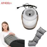 Quality 400c Air Compression Leg Massager AC220V / 110V White / Grey 3 Modes CE Approved for sale
