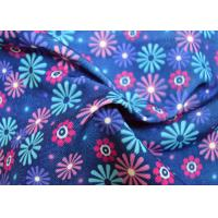 Quality Tear - Resistant Patterned Polyester Fabric Non Harmful Dust And Waste Created for sale