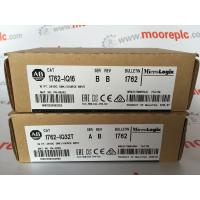 Quality Allen Bradley Modules 1761-L16BBB MICROLOGIX 1000 24V DC POWER In stock for sale