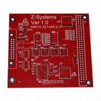 Buy cheap Industry Model Double-sided PCB with FR-4 Material from wholesalers