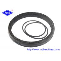 Quality High Pressure Rubber Lip Seal For Excavator PC100-5  PC120-5 SK100-1/3 Parts for sale