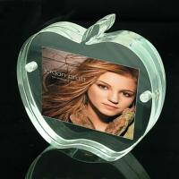Quality Curved acrylic photo frame wholesale for sale