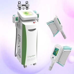 China 5 handles Advanced lipo freeze coolshape fat freezing machine for sale on sale