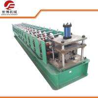 Quality CUChannel Purline Metal Stud And TrackRoll formingMachine---2 for sale