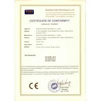 Shenzhen Snoowel Technology CO.,LTD Certifications