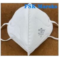 Quality 5 Layer FFP2 Face Mask Isolation Mask Dust Protection PM 2.5 Skin Friendly for sale