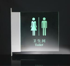 Quality Plexiglass/Acrylic sign for sale