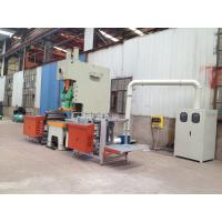 Quality Food Packaging Automatic Aluminum Foil Container Machine with PLC / Mould for sale