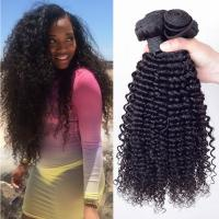 Quality 22 Inch Double Weft Virgin Brazilian Hair Extensions Remy Human Hair for sale