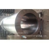 Quality Gears Carbon Steel Foring Rings Sleeve JIS S45CS48C DIN 1.0503 C45 IC45 080A47 CC45 SS1650 F114 SAE1045 for sale