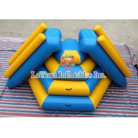 Quality Safety Step Slide Inflatable Water Toys For Water Park / Youth Event for sale