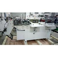 Quality flat die cutting machine digital automatic laser label flatbed die cutter  flat bed die punching machine for sale