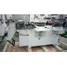 Buy cheap Allfine brand photoelectric PLC servo system ±0.10mm 300 press/min 45m/min Automatic Medium Speed press cutting machines from wholesalers