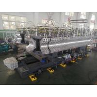 Buy cheap High Speed Single Wall Corrugated Pipe Machine CE Certified Long Life from wholesalers