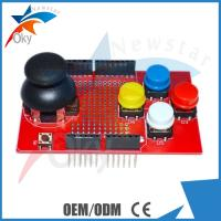 Quality JoyStick Shield For Arduino , Expansion Board Analog Keyboard and Mouse for sale