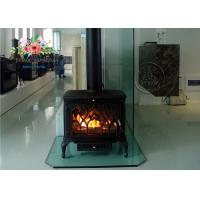 Quality Fashion Freestanding Wood burning Fireplace Inserts 713mm * 687mm * 455mm for sale