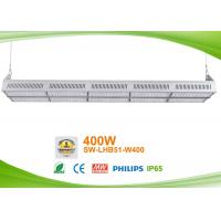 Quality IP 65 linear fluorescent light 400w high bay led replacement 4000K 5700K for sale