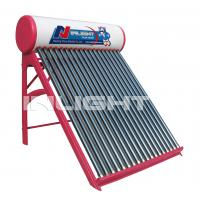 Quality 240L Solar Collector Water Heater , Direct Solar Water Heating Systems For Domestic Hot Water for sale