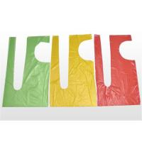 Quality Health Care PE Adult Disposable Aprons Multi Colored For Full Body Protection for sale
