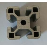Quality Anodized Industrial Aluminium Profile , 6063 T5 Aluminum Assembly Line for sale