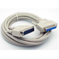 Quality 25 Pin DB25 Male to Female extension Printer Cable for sale