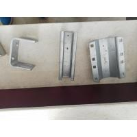 Quality High Performance Sheet Metal Stamping Process SS Plate Parts , Simple Single Die Mould for sale