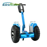 Quality 21 Inch 1266wh Off Road Tires 2 Wheel Electric Segway Scooter 82*48*58 Cm for sale