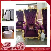 Quality Wholesales Salon Furniture Sets New Style Luxury Mssage Pedicure Chair in Dubai for sale