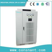 Quality Industrial Uninterruptible Power Supply Systems , 40 KVA 32 KW Ups Power System for sale