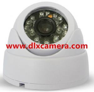 """Quality DLX-DLB8 800TVL 1/4"""" CMOS Indoor IR Day and Night Dome Camera 24pieces LED IR Dome camera Analog Dome Camera for sale"""