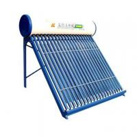 Quality Non-Pressure Vacuum Tube Solar Water Heater (XKGB) for sale