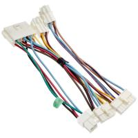 Quality Custom Made Car Audio Computer Wiring Harness 20 AWG PVC Insulation for sale