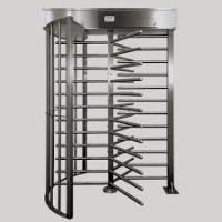 Quality Full Height Turnstile Security Semi-Automatic / Manual Full Height Turnstile for sale