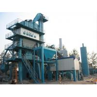 Quality 30t / H Waste Powder Hoister Asphalt Emulsion Plant , Road Building Equipment With 6000mm Length Control Room for sale