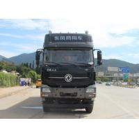 China 8x4 Drive 420HP Euro IV / V Used Work Trucks With Dongfeng Cummins Engine on sale