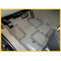 Buy cheap Acrylic Glue Auto Carpet Protection Film Clear Plastic Carpet Protective Shield from wholesalers