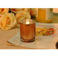 Buy Small Candle Jars Decorative Votive Candle Holders Wedding Decoration at wholesale prices